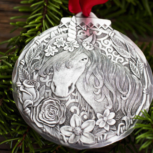 Magical Unicorn Ornament Wendell August