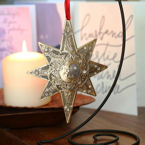Limited Edition Centennial Star- Starlight Wonder Bronze Wendell August