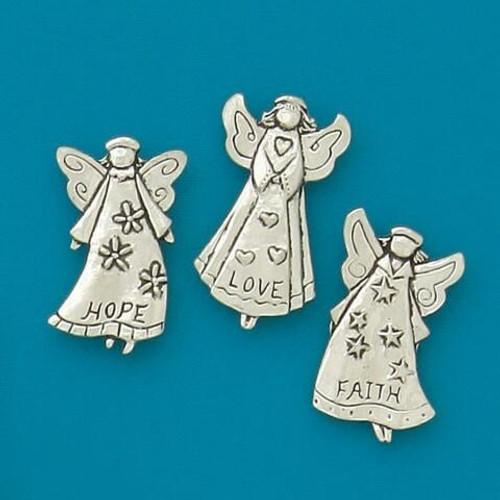Hope Angels Magnet Set Wendell August