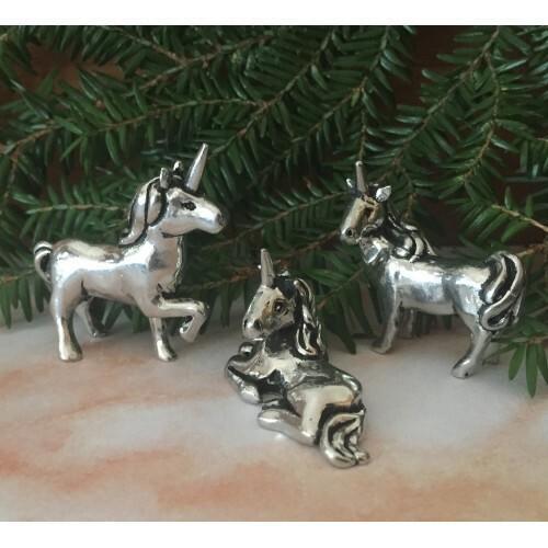 Unicorn Miniature Set Wendell August