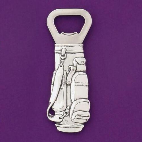 Golf Bag Bottle Opener Wendell August