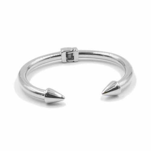 Spike Collection-Silver Bracelet Wendell August