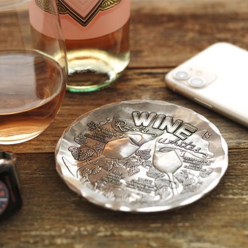 Anatomy of Wine Coaster Wendell August