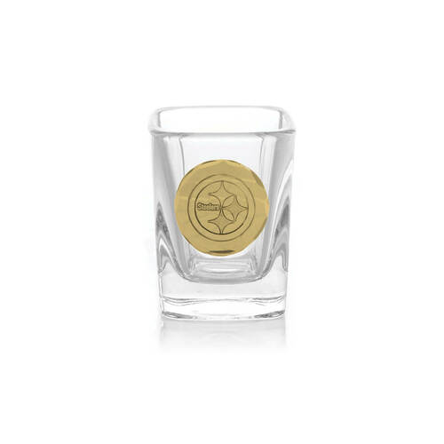 Pittsburgh Steelers Shot Glass (Bronze)