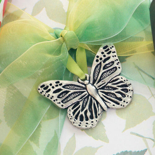 Butterfly Ornament Wendell August