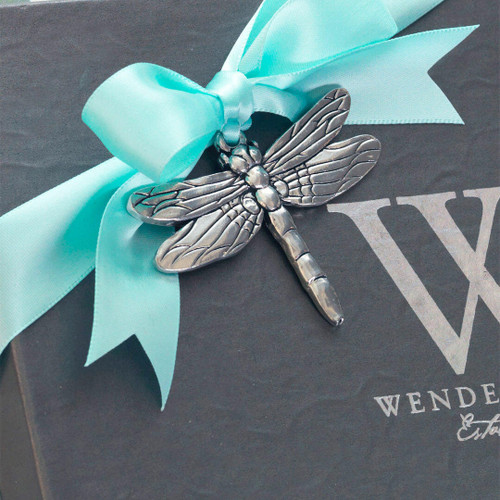 Dragonfly Ornament Wendell August