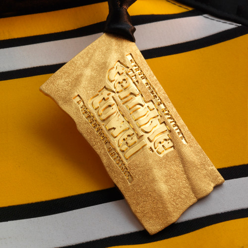 Limited Edition Terrible Towel Ornament (Gold Plated)