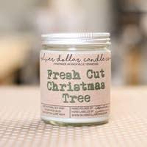 Fresh Cut Christmas Tree Soy Candle Wendell August