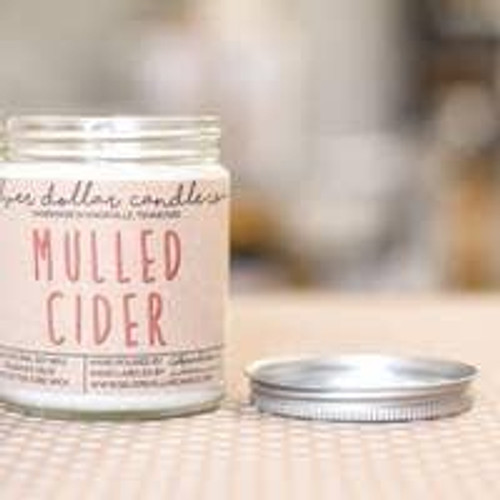Mulled Cider Soy Candle Wendell August