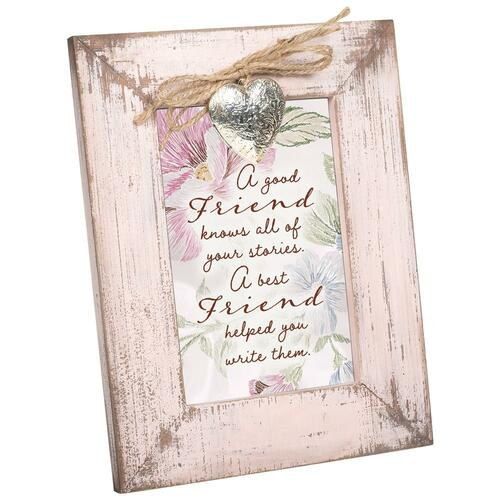 Friend Knows All Your Stories Photo Frame Wendell August