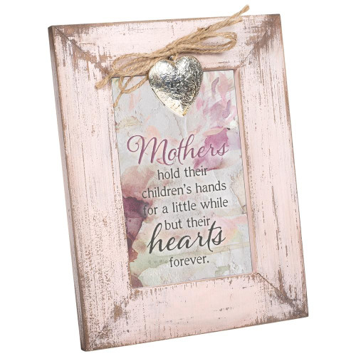 Mothers Hold Hands Hearts Forever Photo Frame Wendell August