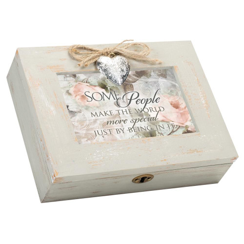 Some People Make The World Special Musical Keepsake Box Wendell August