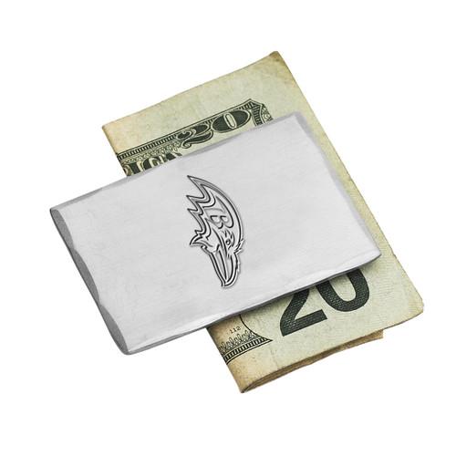 Baltimore Ravens Money Clip Wendell August