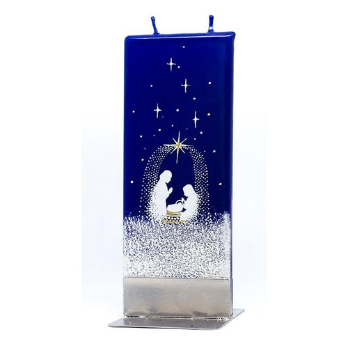 Flat Handmade Candle-Night Miracle Wendell August