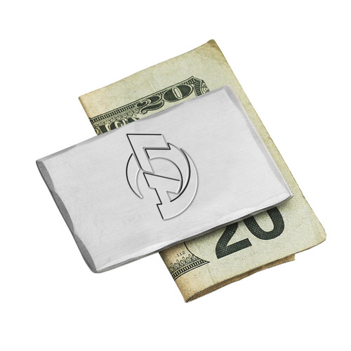 Los Angeles Rams Money Clip Wendell August