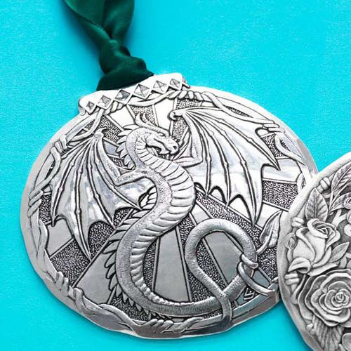 Mystical Dragon Ornament
