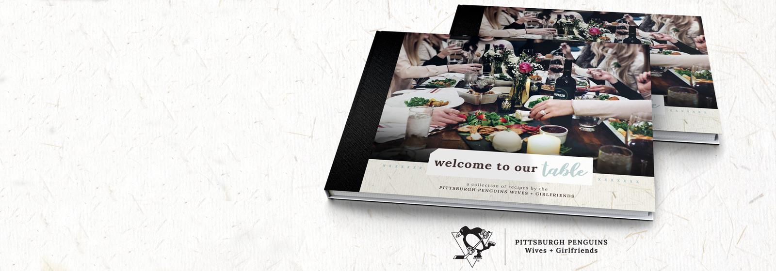 Pittsburgh Penguins Cookbook