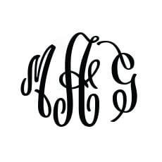 Circle Script Font
