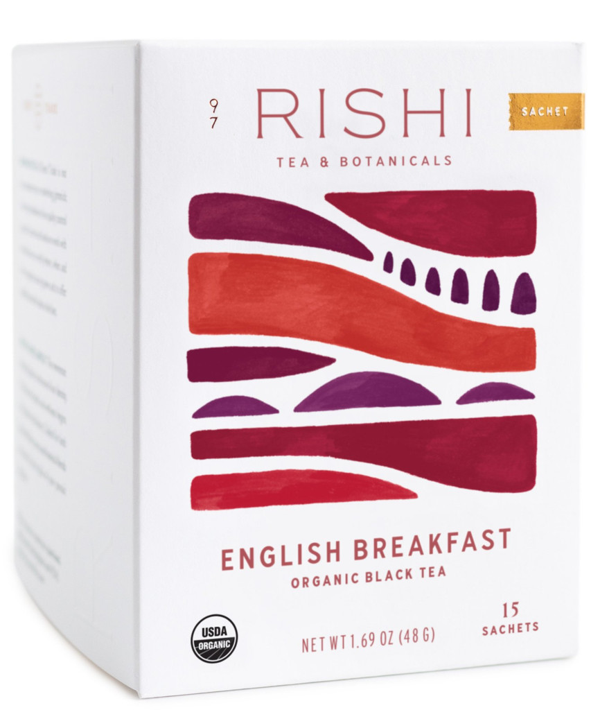 Rishi English Breakfast Tea