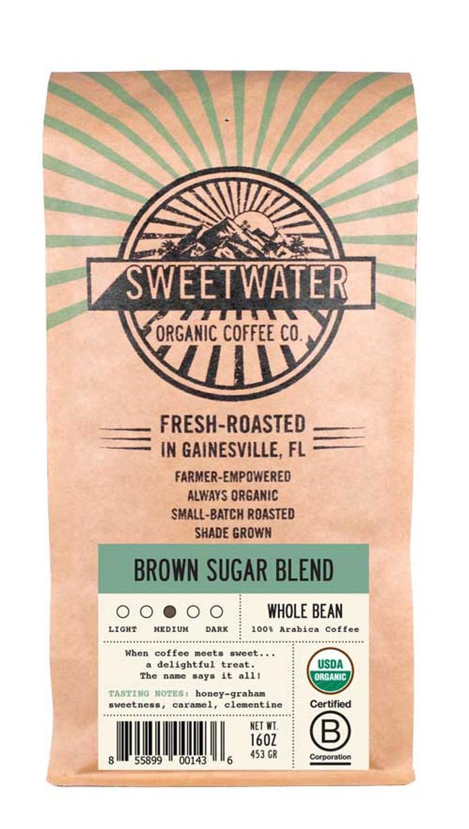 Brown Sugar Viennese Roast Fair Trade Organic Coffee