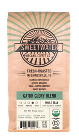 Gator Glory Viennese Roast Fair Trade Organic Coffee
