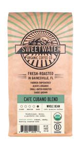Cafe Cubano French Roast Fair Trade Organic Coffee