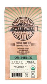 Carpe Diem Full City Roast Fair Trade Organic Coffee