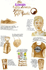 ​The Eclectic Coffee Lover's Holiday Gift Guide