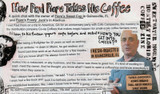 HOW PAUL FIORE TAKES HIS COFFEE