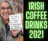 Some Irish Coffee Drinks