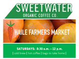 Showing some Gainesville Love: Haile Farmers Market