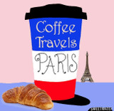 Coffee Travels: Paris