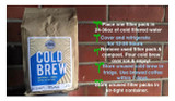 How to use Cold Brew Filter Packs
