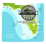 Where to FInd Sweetwater in Florida