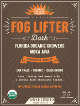 FOG Lifter Dark- Florida Organic Growers Viennese Roast