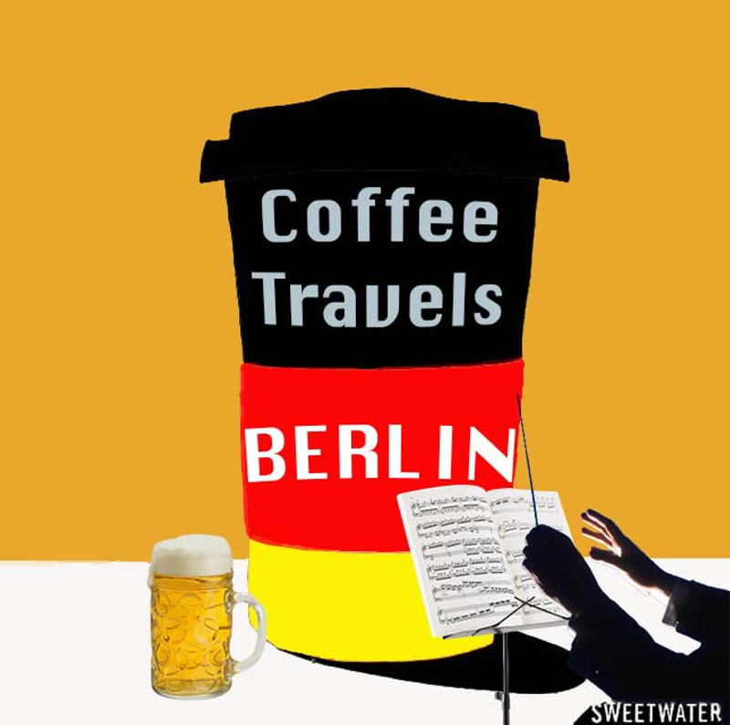 Coffee Travels (and Events!): Berlin