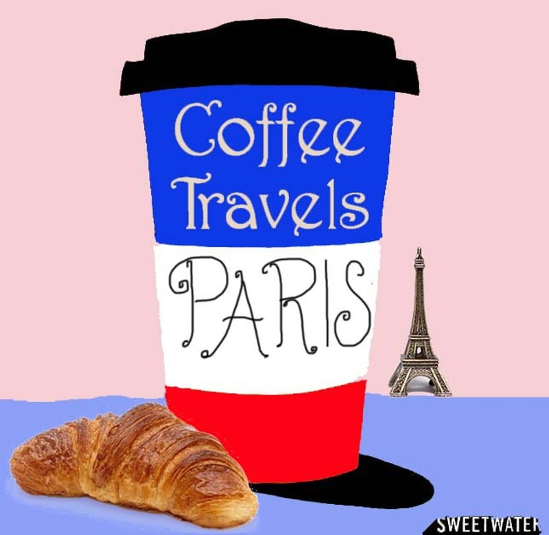 Coffee Travels: Paris