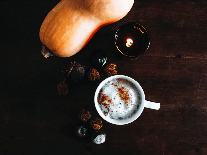 Our Homemade PSL Recipe, and 3 Other Fall Coffee Drinks to Try