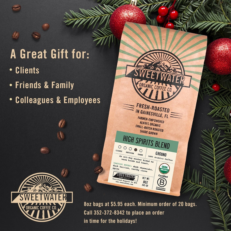 ​Corporate Gift-Giving with Coffee