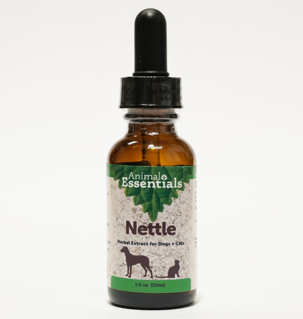 Nettle tincture for dogs and cats by Animal Essentials
