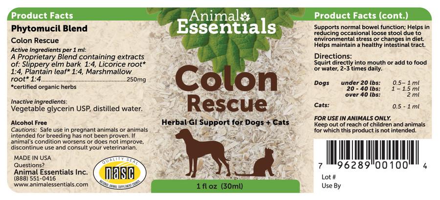 Colon Rescue