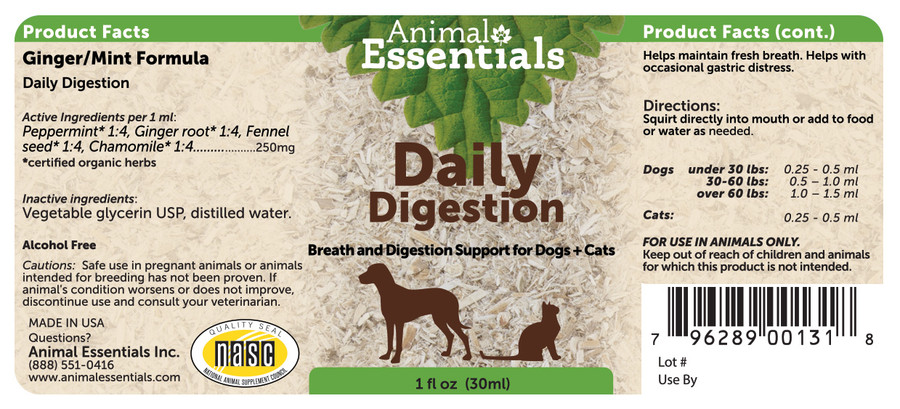 Daily Digestion