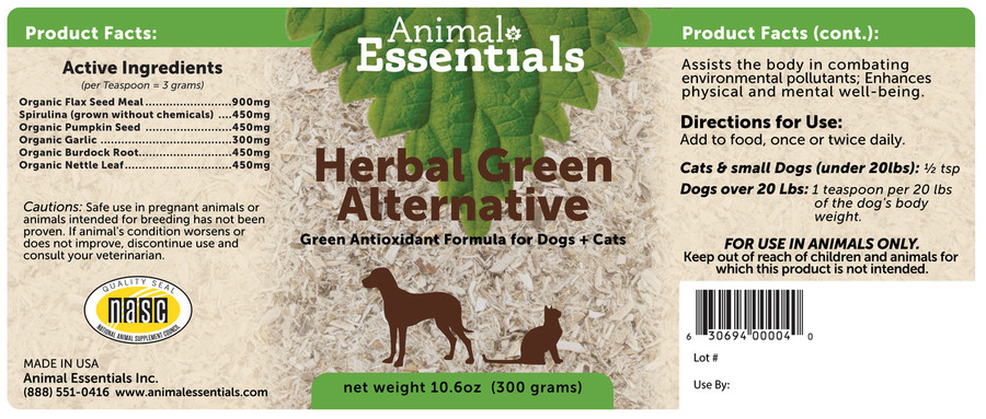 Green Alternative