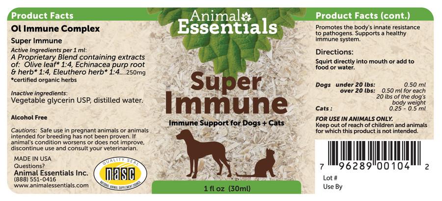Super Immune