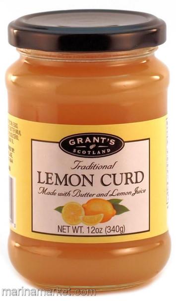 GRANT'S LEMON CURD 340G
