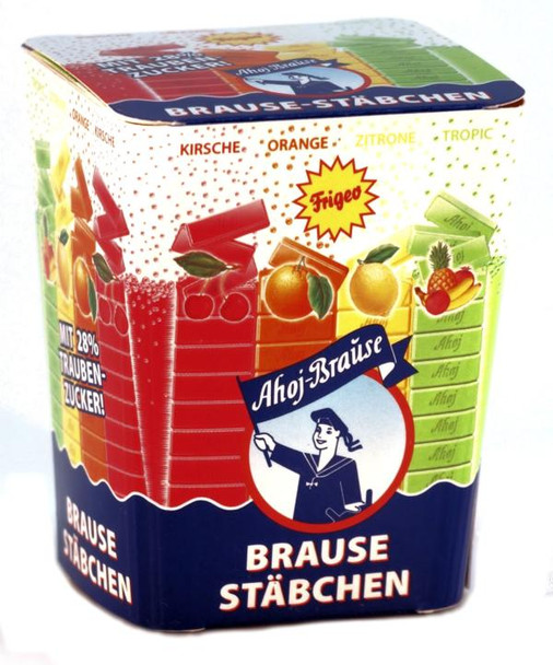 BRAUSE FIZZY CANDY 125g