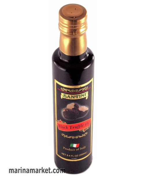 SANTINI BLACK TRUFFLE OIL 250ml
