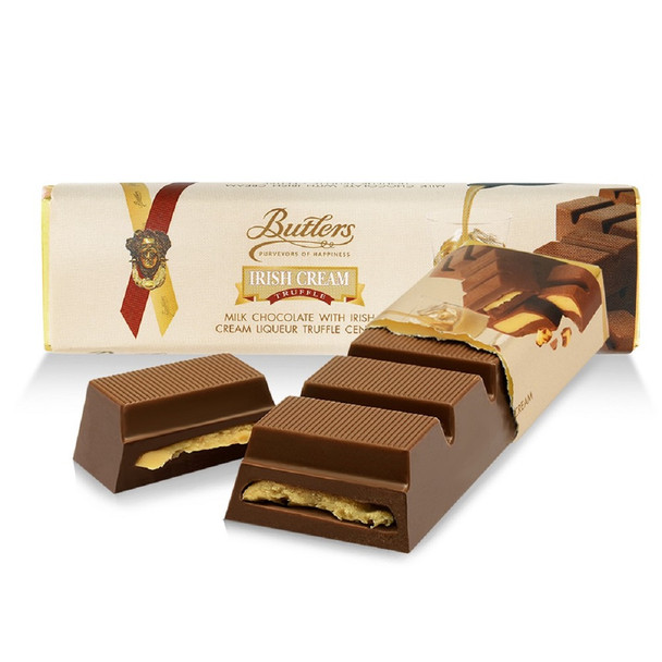 BUTTLERS IRISH CREAM TRUFFLE BAR 75g