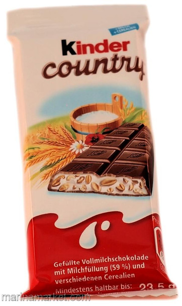 KINDER COUNTRY MINI 23.5G