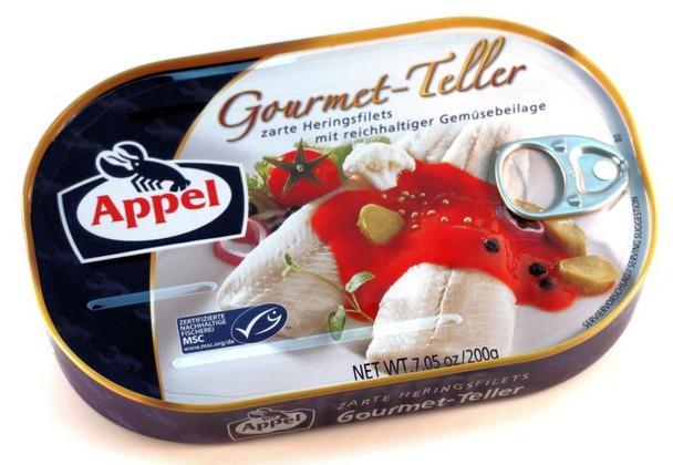 APPEL HERRING TOMATO VEGETABLE SAUCE 200g